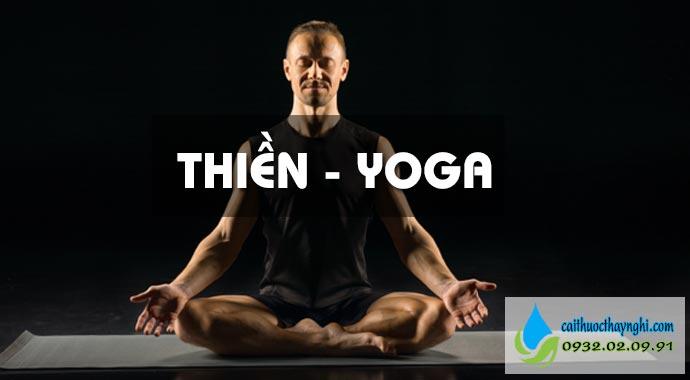 thiền yoga cách bỏ thuốc lá