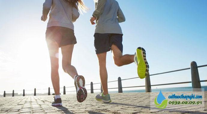 Thường xuyên tập thể dục, vui chơi lành mạnh để tránh xa thuốc lá