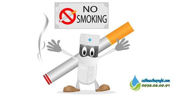 hướng dẫn bỏ thuốc lá hiệu quả