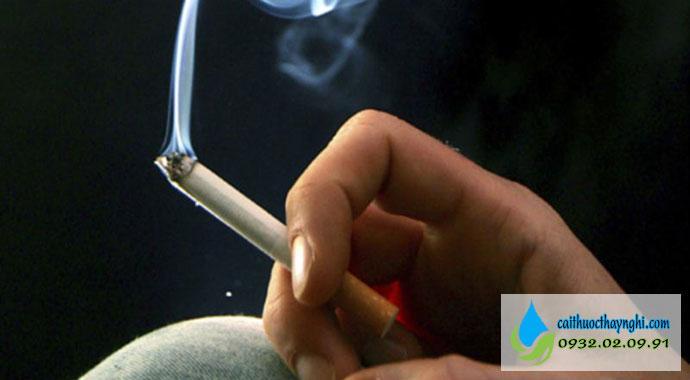 làm thế nào để bỏ thuốc lá hiệu quả