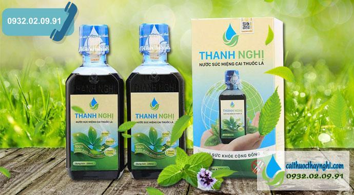 Sản phẩm chất lượng từ Nhà thuốc Thanh Nghị