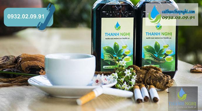 bỏ thuốc lá bao lâu thì hết thèm khi sử dụng cai thuốc lá thầy nghị