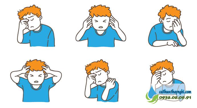 tâm trạng căng thẳng dấu hiệu sau khi cai thuốc lá