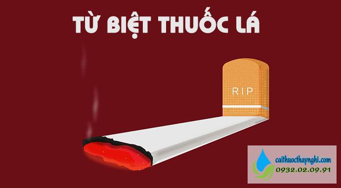 từ biệt thuốc lá