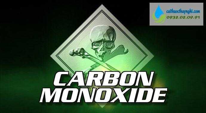 monoxit carbon khí co