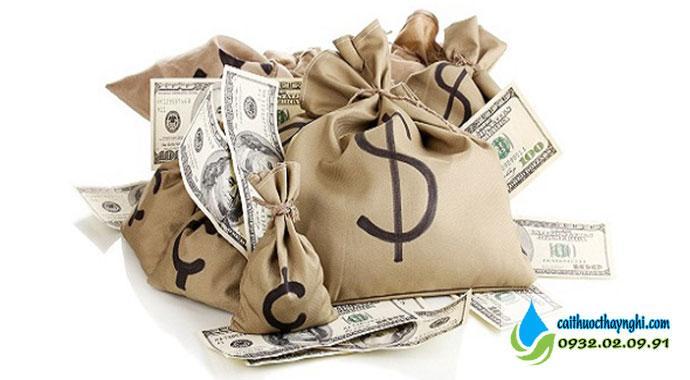tác dụng của việc bỏ thuốc lá đối với tài chính