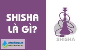 shisha là gì