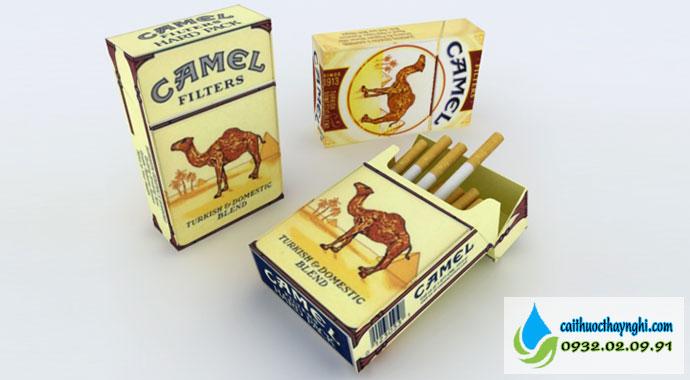 thuốc lá camel