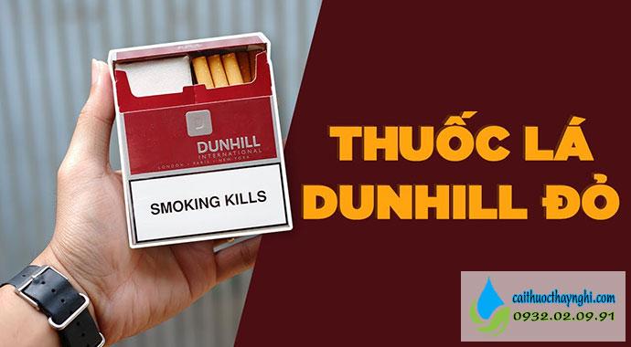 thuốc lá dunhill