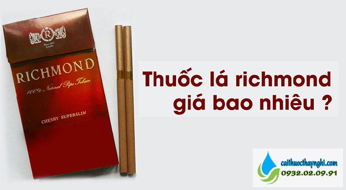 thuốc lá richmond