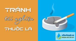tránh tái nghiện thuốc lá