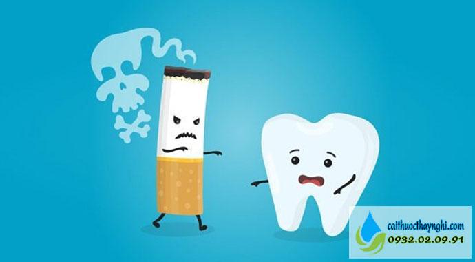 ảnh hưởng các bệnh về răng
