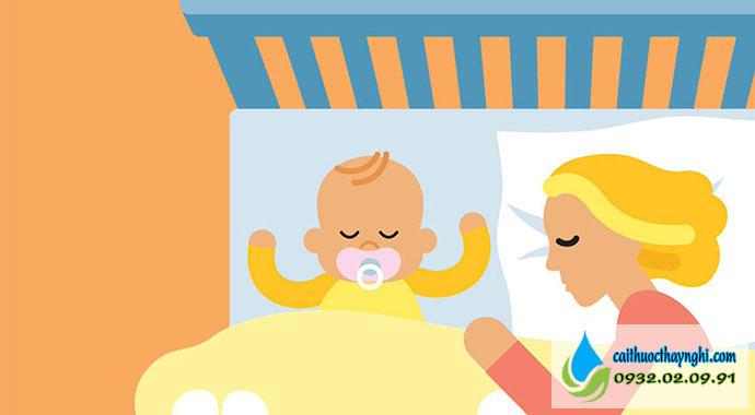hội chứng đột tử ở trẻ sơ sinh SIDS